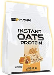 Blackbelt Protein Oats, Best for Body Conscious People (Honey, 1KG)