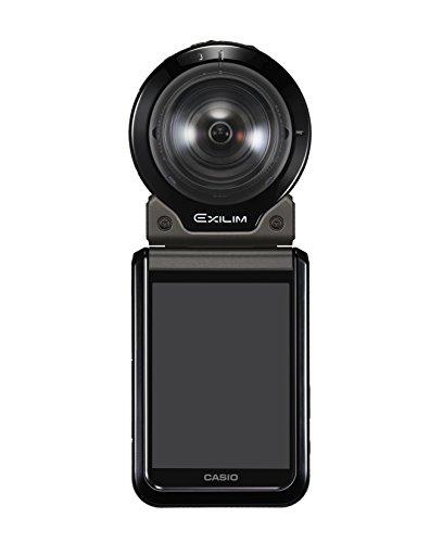 CASIO デジタルカメラ EXILIM EX-FR200BK カメラ部+モ...