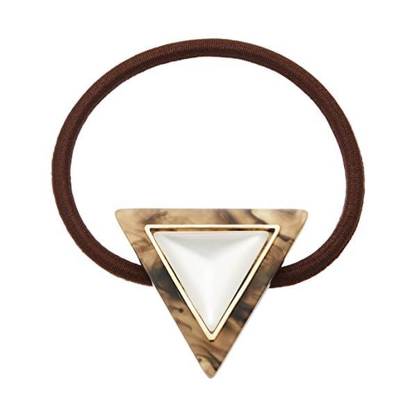 [ミルブラン] Milleblanc 三角形アク...の商品画像