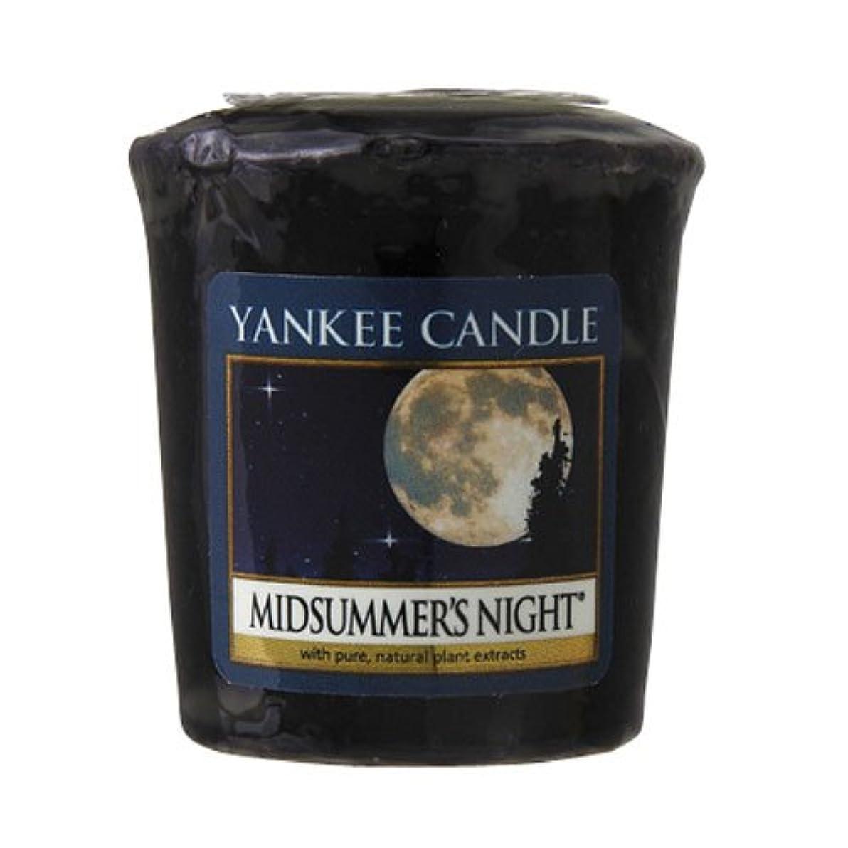 豊かなホールドオールサンプルヤンキーキャンドル 正規品 YCサンプラー ミッドサマーN (YK0010511 4901435938110)