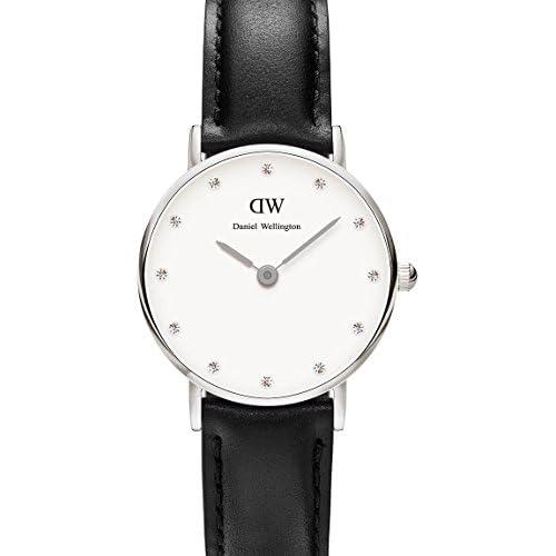 (ダニエルウェリントン) Daniel Wellington 腕時計 レディース 0921DW CLASSY 26mm SHEFFIELD/SILVER[並行輸入品]