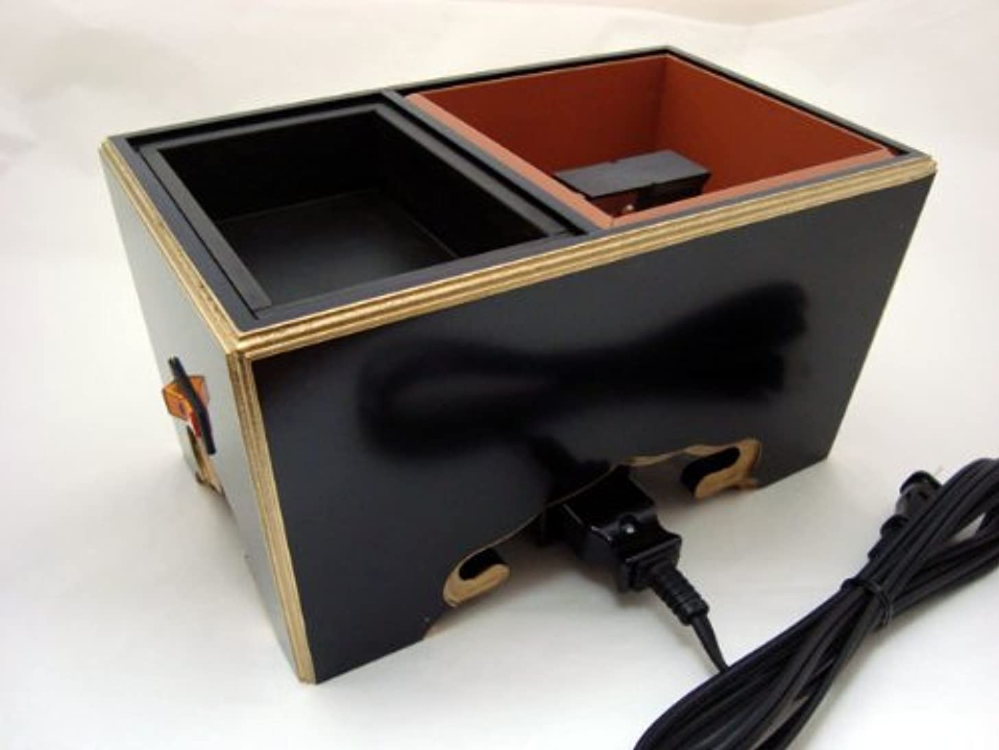 時制インポート解く電気式焼香用角香炉