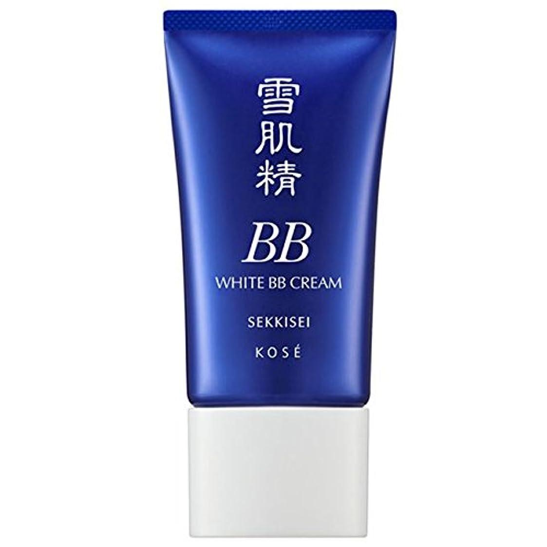 兵隊同封する神経コーセー 雪肌精 ホワイト BBクリーム 01  30g