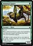 英語版 灯争大戦 War of the Spark WAR 樹上の草食獣 Arboreal Grazer マジック・ザ・ギャザリング mtg