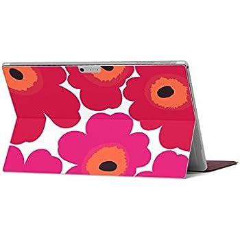 Marimekko for Microsoft Surface Pro スキンシール (Unikko) 背面保護フィルム [サーフェス スキン]
