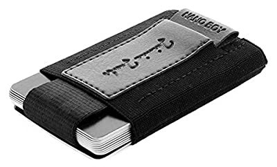 JAIMIE JACOBS Mini Wallet Nano Boy Minimalistic Slim Wallet Thin Credit Card Holder Men