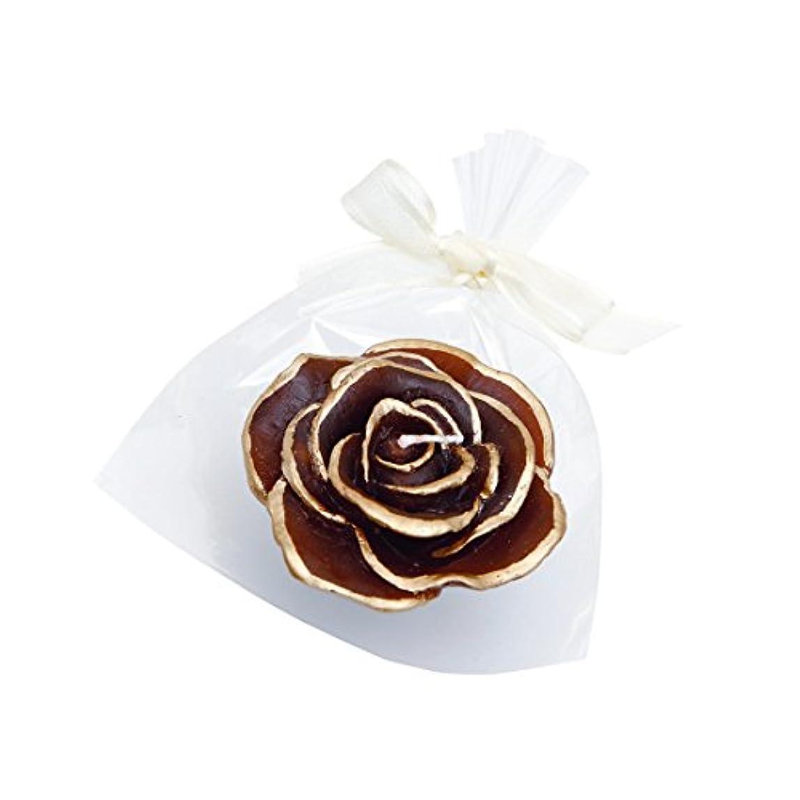 広大なキャロライン矩形プリンセスローズ 「 チョコレート 」