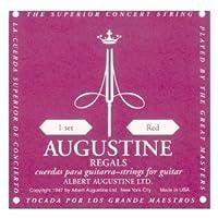 AUGUSTINE REGAL/RED SET (リーガルレッド)ギター弦×3SET