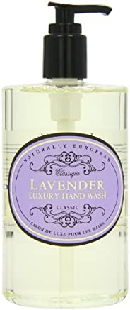 Naturally European Lavender Hand Wash, 500 ml