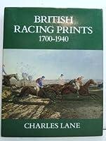 British Racing Prints, 1700-1940