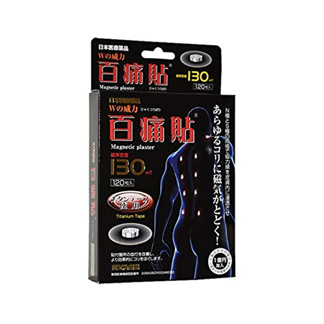 成果将来のフェミニン百痛貼 ひゃくつうばり 磁気治療器 (1)