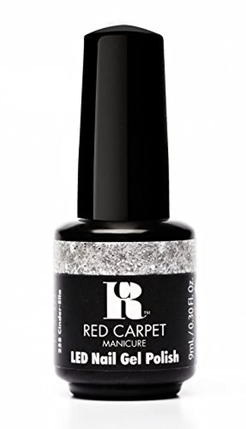 サービスクレタバンクRed Carpet Manicure - LED Nail Gel Polish - Trendz - Cinder-Ella - 0.3oz / 9ml