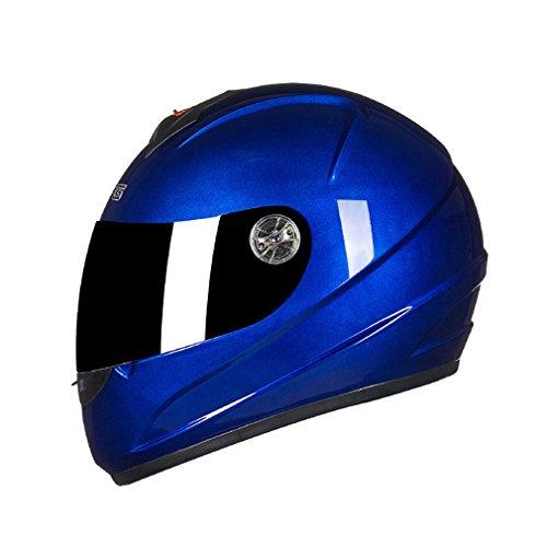 LuckyDays ヘルメット バイク用フルフェイス LuckyDays B07CNJYLFG 1枚目