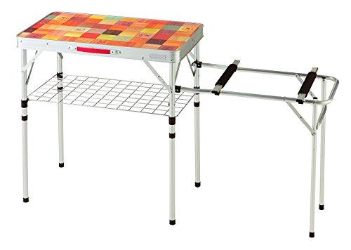 コールマン テーブル ナチュラルモザイクツーウェイキッチンスタンドプラス
