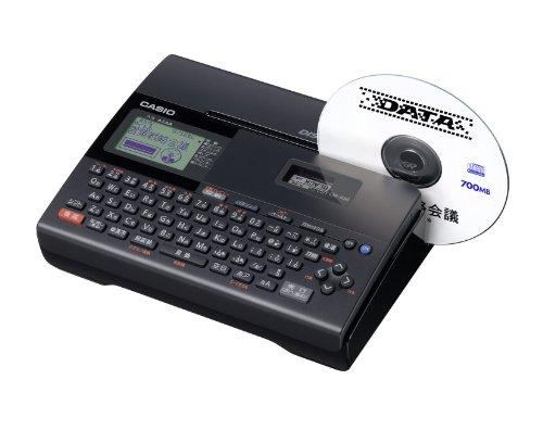 『カシオ ディスクタイトルプリンター CW-K80』のトップ画像