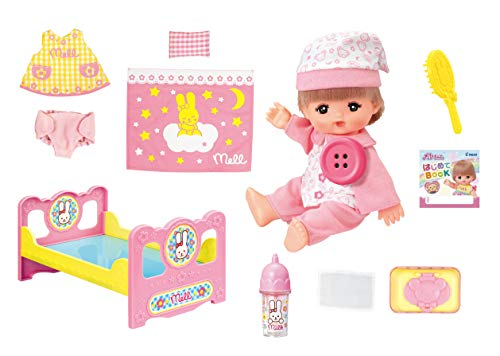 メルちゃん入門セット+ペチャット(ピンク)おしゃべりセット