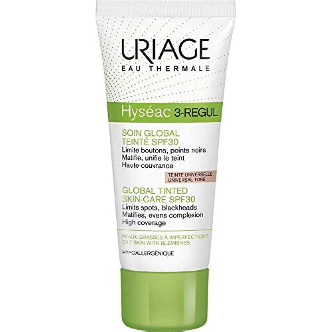 レーダー納得させる累計Uriage Hyseac 3-regul Global Tinted Care Spf30 40ml [並行輸入品]