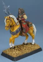 Isarah, Mounted Priestess