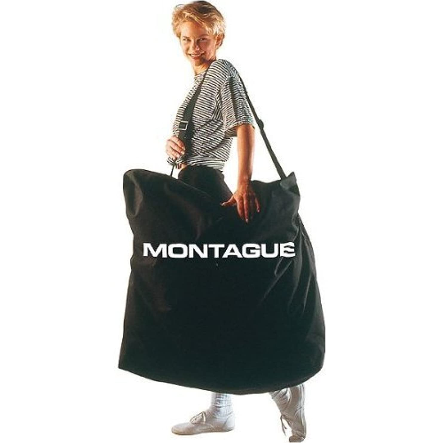 狭いボールドローMontague Bikes/Swissbikeソフトナイロンキャリーバッグ - 全モデルにフィット
