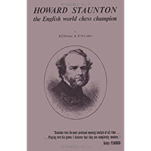 Howard Staunton the English World Chess Champion