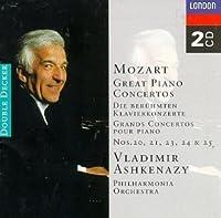 Mozart: Great Piano Concertos (1997-05-03)