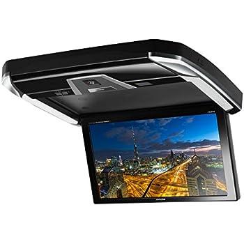 ALPINE(アルパイン) プラズマクラスター技術搭載 12.8型LED WXGAリアビジョン HDMI入力付き (30系アル/ヴェル専用) PXH12X-R-AV