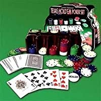 Texas Hold'em Poker Set [並行輸入品]