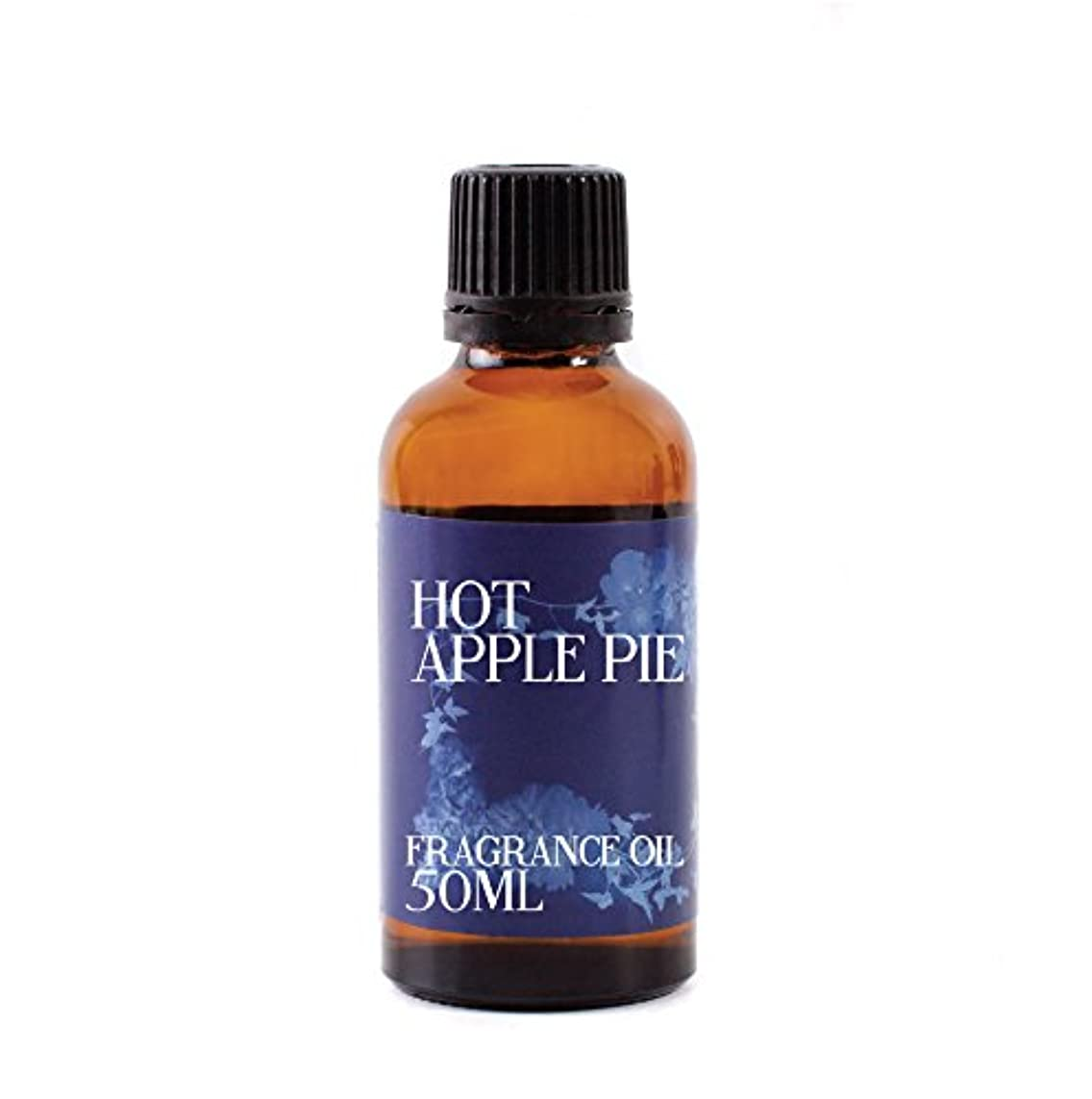 講義横に動作Mystic Moments | Hot Apple Pie Fragrance Oil - 50ml