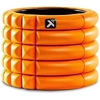 グリッドフォームローラーミニ The GRID Foam Roller Mini Trigger point (Orange, mini) [並行輸入品]