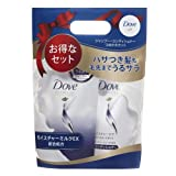Dove(ダヴ) モイスチャーケア ペア お試し価格 詰替え用 350g+350g