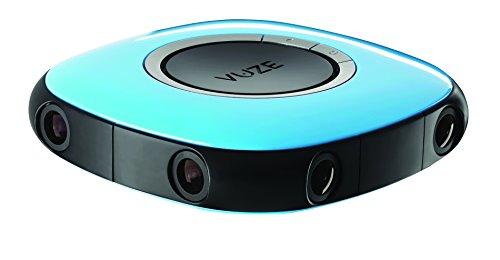 Vuze VR Camera 3D 360° 4K ウェアラブルカメラ 高画...
