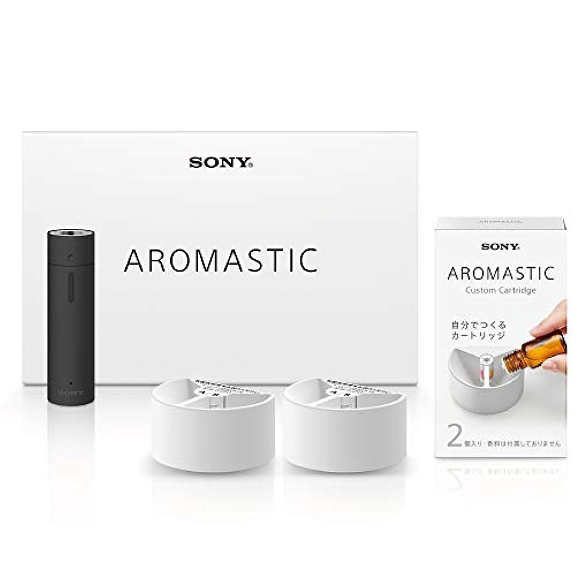 同意促進する試験AROMASTIC Gift Box(ギフトボックス) B001
