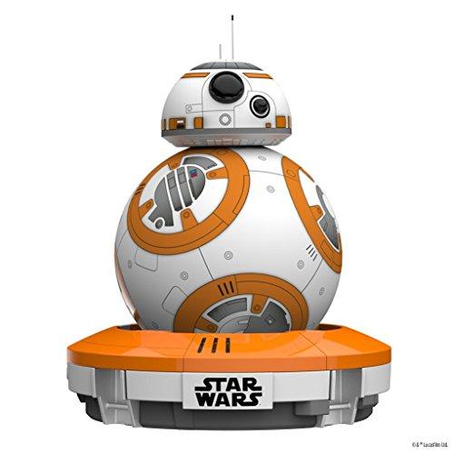 【日本正規代理店品】Sphero スター・ウォーズ エピソード7(スター・ウォーズ/フォースの覚醒) BB-8 (ドライブ / ホログラム機能) R001ROW -