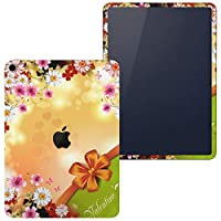 igsticker iPad Pro 11 inch インチ 対応 apple iPad Pro11 シール アップル アイパッド A1934 A1979 A1980 A2013 iPadPro11 全面スキンシール フル 背面 側面 正面 液晶 タブレットケース ステッカー タブレット 保護シール 人気 花 フラワー リボン 006019