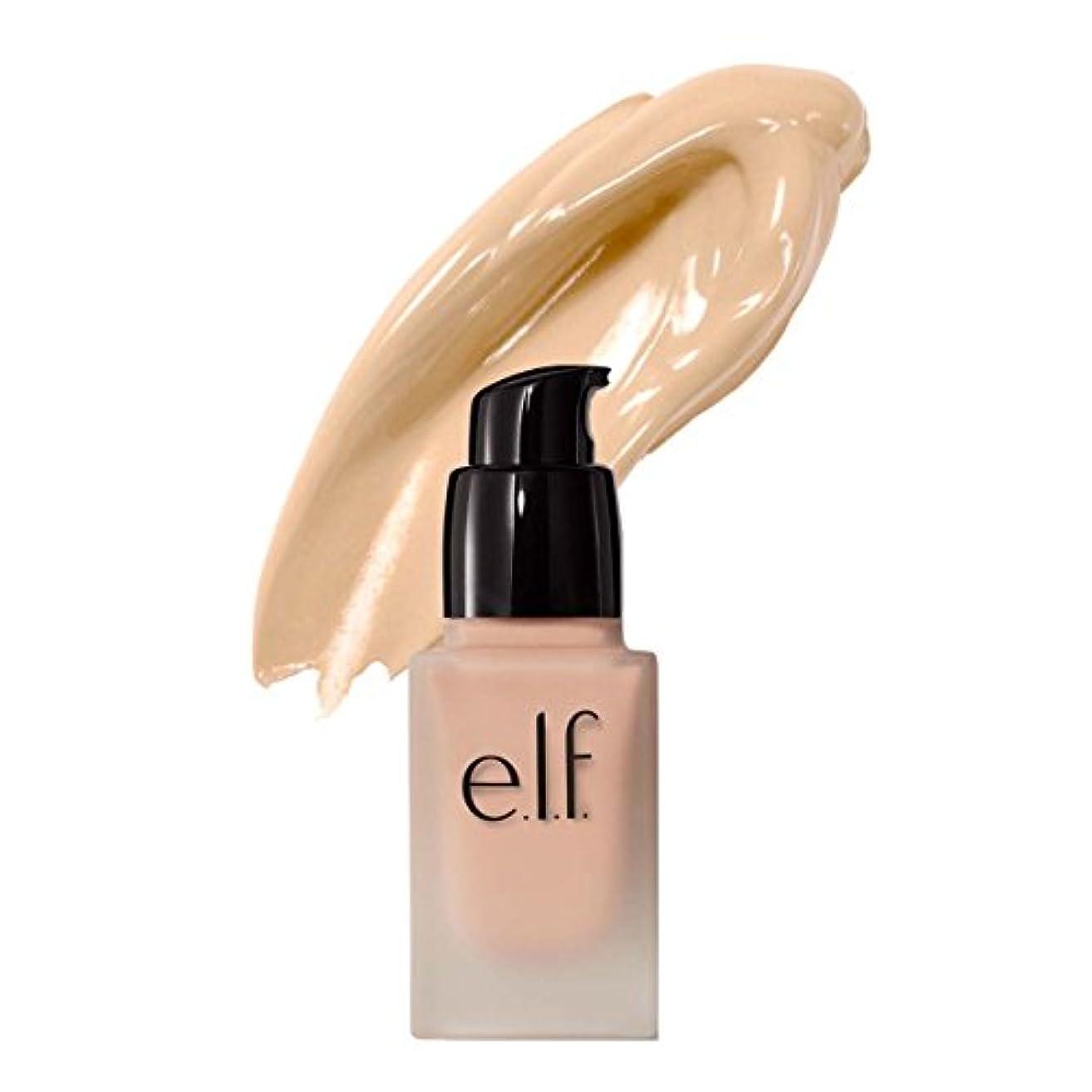 すみません経営者娘(6 Pack) e.l.f. Oil Free Flawless Finish Foundation - Natural (並行輸入品)