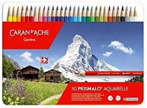 カランダッシュ 色鉛筆 水溶性 プリズマロ 30色セット 0999-330 正規輸入品