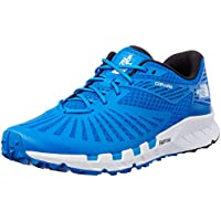 The North Face Men's Corvara Trail Running Shoes, Bomber Blue/TNF White