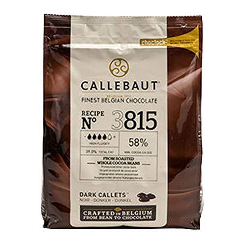 Callebaut カレボー クーベルチュール セミスイート 3815 57.5% 1.5kg