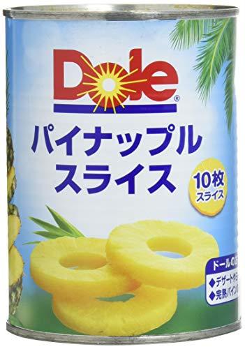 ドール パイナップル(10枚スライス) 567g×6個