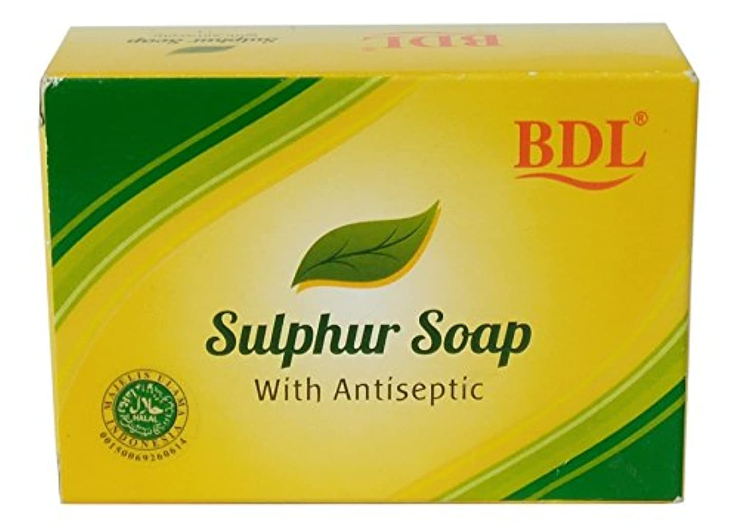 繁栄加入ナプキンBDL 防腐剤、100グラムで硫黄固形石鹸