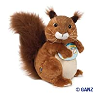 Webkinz Red Squirrel November Pet of the Month by Webkinz
