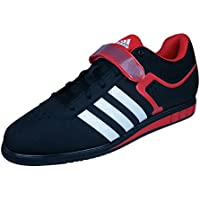 Adidas Powerlift 2 Mens Weightlifting Shoes/Trainers - Black-14.5