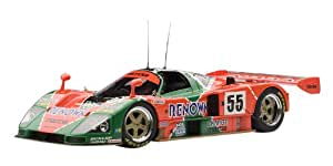 AUTOart 1/18 マツダ 787B (優勝トロフィー付属) '91 ル・マン優勝 #55 (バイドラー/ハーバート/ガショー) 完成品