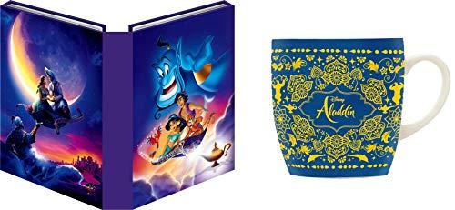 【Amazon.co.jp限定】アラジン MovieNEXコレクション(オリジナルマグカップ付き) [ブルーレイ+DVD+デジタルコピー+MovieNEXワールド] [Blu-ray]