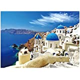 Bension Bear 1000 Piece Jigsaw Puzzle Kids Adult-Aegean sea