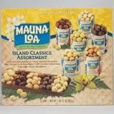MAUNALOA(マウナロア) マカダミアナッツ アイランドクラシック バラエティ (127gX6缶)
