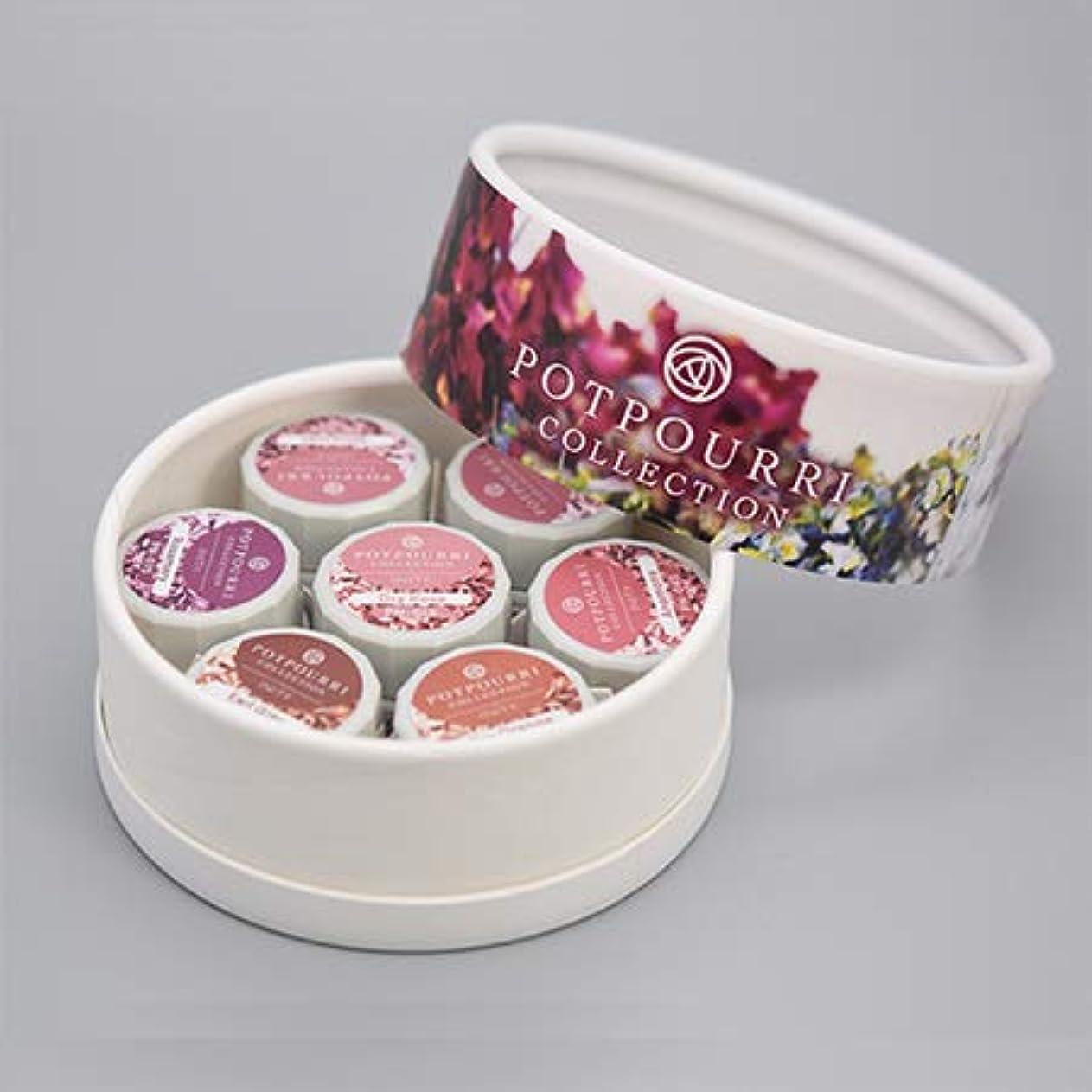 夢熟したケーキInity アイニティ ハイエンドカラー ポプリコレクションセット(7色)