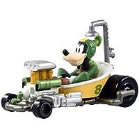 トミカ ディズニー ミッキーマウスとロードレーサーズ MRR-3 オフロー?ターボ グーフィー