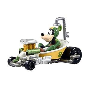 トミカ ディズニー ミッキーマウスとロードレーサーズ MRR-3 オフロー・ターボ グーフィー