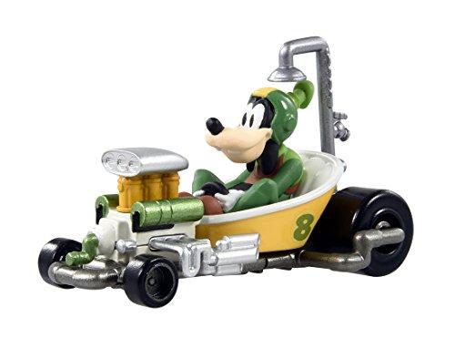 [해외]토미카 디즈니 미키 마우스와로드 레이서 스 MRR-3 오후로 터보 구피/Tomica Disney Mickey Mouse and Road Racers MRR-3 Off-Row Turbo Gooffee